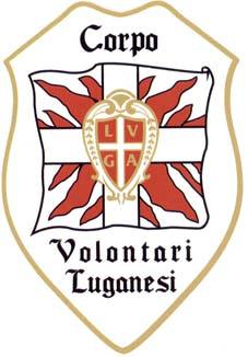 Corpo dei Volontari Luganesi Logo